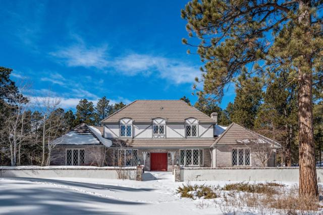 4140 Larkspur Lane, Larkspur, CO 80118 (#3265954) :: James Crocker Team