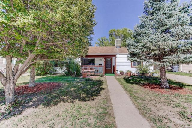 850 Victor Street, Aurora, CO 80011 (#3266032) :: The Peak Properties Group