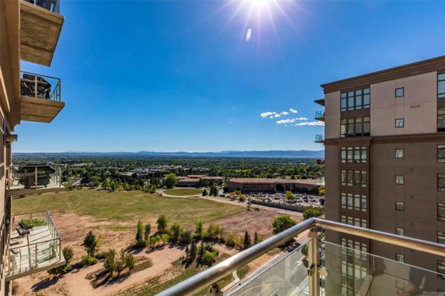 7600 Landmark Way #1414, Greenwood Village, CO 80111 (#3266063) :: Wisdom Real Estate