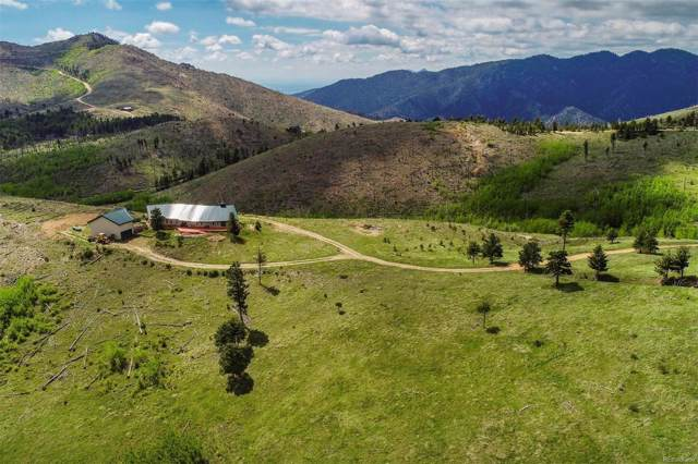 777 County Road 87J, Jamestown, CO 80455 (#3266215) :: The Healey Group