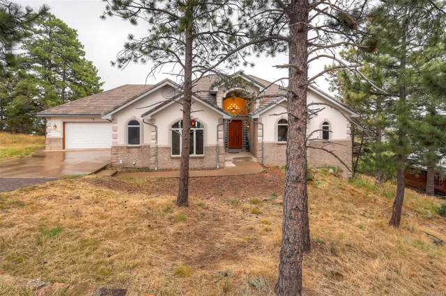 20704 Sky Meadow Lane, Golden, CO 80401 (#3266224) :: The Heyl Group at Keller Williams