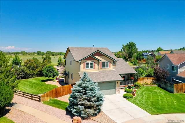 19185 E Terlago Creek Place, Parker, CO 80134 (#3266308) :: Berkshire Hathaway HomeServices Innovative Real Estate