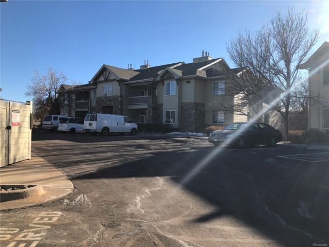 10351 W Girton Drive #203, Lakewood, CO 80227 (#3266411) :: House Hunters Colorado
