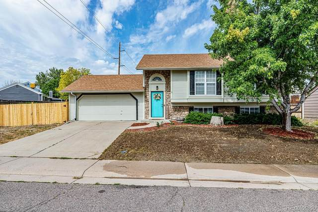5881 S Netherland Circle, Centennial, CO 80015 (MLS #3266694) :: Bliss Realty Group