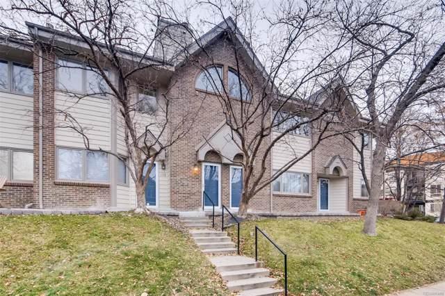 170 S Jackson Street #205, Denver, CO 80209 (MLS #3266697) :: Colorado Real Estate : The Space Agency