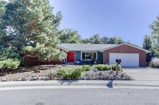 1913 Sage Drive, Golden, CO 80401 (MLS #3266799) :: 8z Real Estate