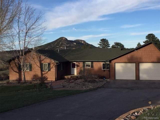 3071 Valley Park Drive, Larkspur, CO 80118 (#3266878) :: The Harling Team @ HomeSmart