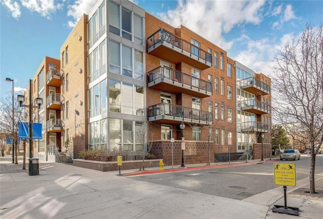1401 Delgany Street #204, Denver, CO 80202 (MLS #3266946) :: Bliss Realty Group