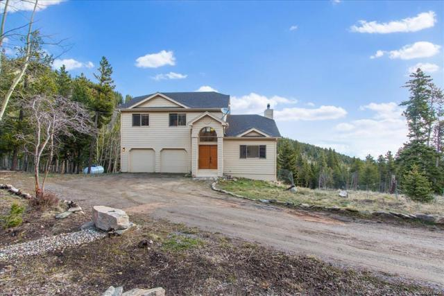 1587 Sinton Road, Evergreen, CO 80439 (MLS #3267024) :: 8z Real Estate