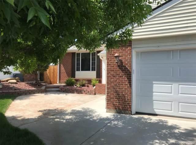 4411 E 115th Place, Thornton, CO 80233 (#3267047) :: Kimberly Austin Properties