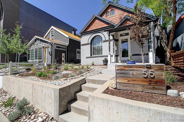 55 Galapago Street, Denver, CO 80223 (#3267074) :: Mile High Luxury Real Estate