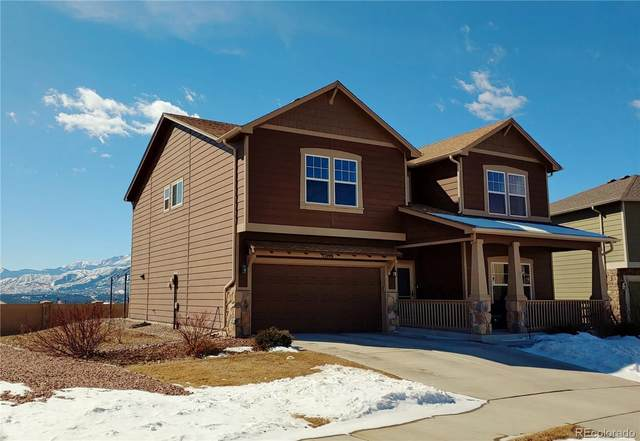 13146 Canyons Edge Drive, Colorado Springs, CO 80921 (#3267680) :: My Home Team