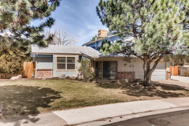 7577 S Newland Street, Littleton, CO 80128 (#3267848) :: The Galo Garrido Group