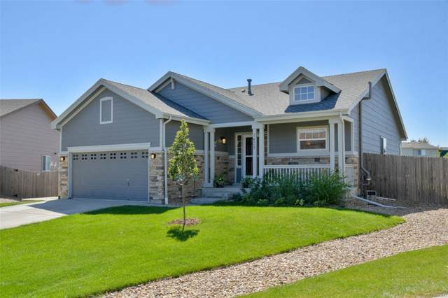 7473 Skyline Street, Frederick, CO 80504 (MLS #3267860) :: Kittle Real Estate