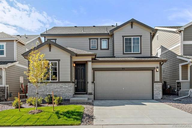 951 White Leaf Circle, Castle Rock, CO 80108 (#3267980) :: The DeGrood Team