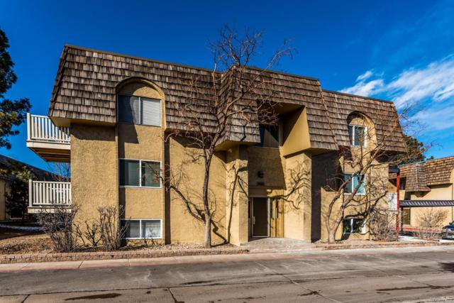 7665 E Quincy Avenue #107, Denver, CO 80237 (#3268169) :: The City and Mountains Group