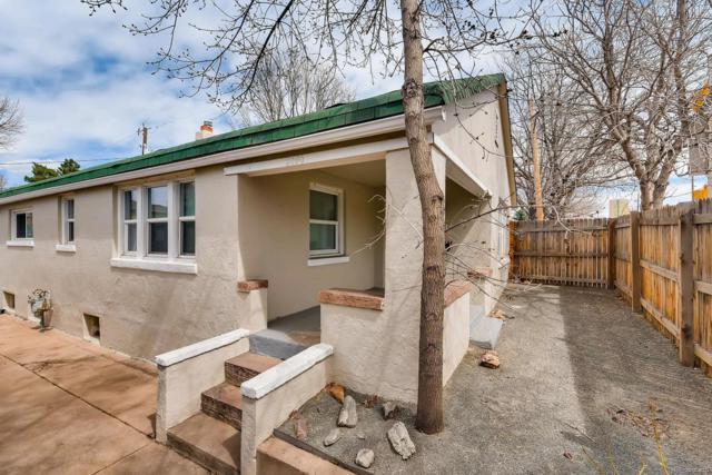 2086-2090 S Pearl Street, Denver, CO 80210 (MLS #3268269) :: 8z Real Estate