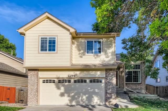 6246 Raleigh Street, Arvada, CO 80003 (#3268487) :: The HomeSmiths Team - Keller Williams