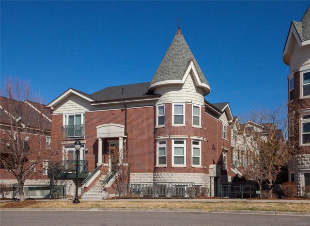 3715 E Ellsworth Avenue A, Denver, CO 80209 (#3268572) :: Colorado Home Finder Realty