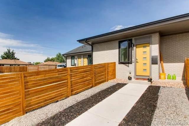 3260 Elm Street, Denver, CO 80207 (#3268745) :: Berkshire Hathaway HomeServices Innovative Real Estate