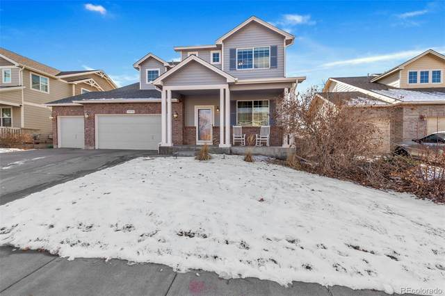 10990 E 112th Place, Commerce City, CO 80640 (#3268870) :: The Colorado Foothills Team | Berkshire Hathaway Elevated Living Real Estate