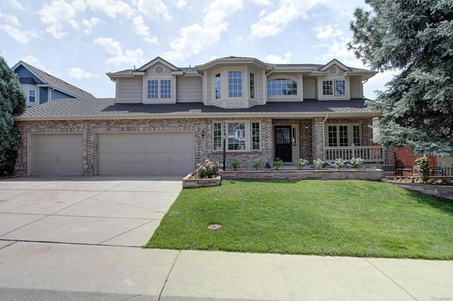 5668 S Rifle Court, Centennial, CO 80015 (MLS #3268878) :: 8z Real Estate