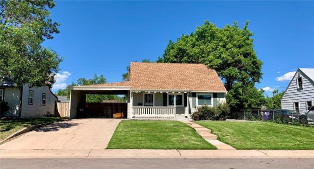 2625 S Julian Street, Denver, CO 80219 (MLS #3269031) :: 8z Real Estate