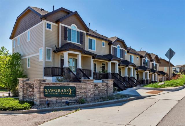 1322 Royal Troon Drive, Castle Rock, CO 80104 (#3269114) :: Bring Home Denver with Keller Williams Downtown Realty LLC