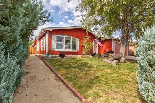 201 Wenatchee Street, Lochbuie, CO 80603 (MLS #3270122) :: Kittle Real Estate