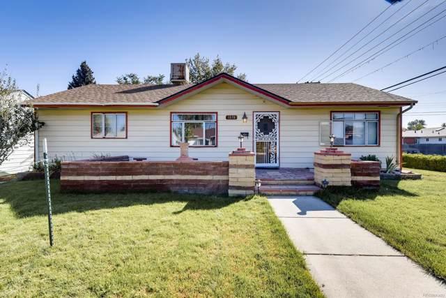 1898 S Meade Street, Denver, CO 80219 (MLS #3270370) :: 8z Real Estate