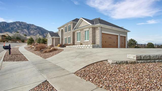 4940 Broadmoor Bluffs Drive, Colorado Springs, CO 80906 (#3270546) :: The DeGrood Team
