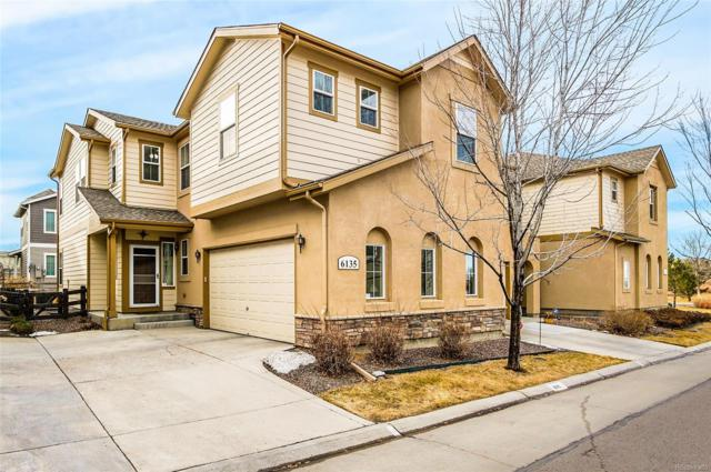 6135 S Paris Street, Greenwood Village, CO 80111 (#3270582) :: The HomeSmiths Team - Keller Williams