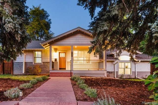 941 8th Street, Boulder, CO 80302 (MLS #3270641) :: 8z Real Estate