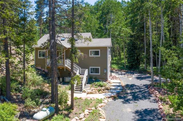 1377 Indian Peak Road, Golden, CO 80403 (#3271395) :: The Gilbert Group