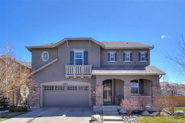 10800 Valleybrook Court, Highlands Ranch, CO 80130 (#3271733) :: The HomeSmiths Team - Keller Williams