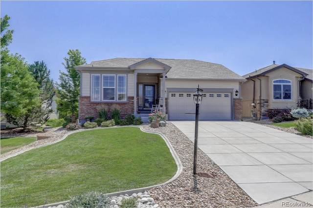 8552 E 152nd Lane, Thornton, CO 80602 (#3271975) :: Real Estate Professionals