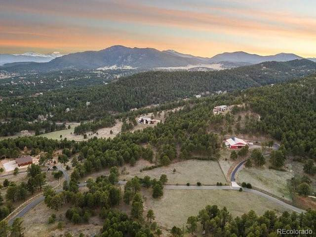 2117 Wieler Road, Evergreen, CO 80439 (#3272007) :: The DeGrood Team