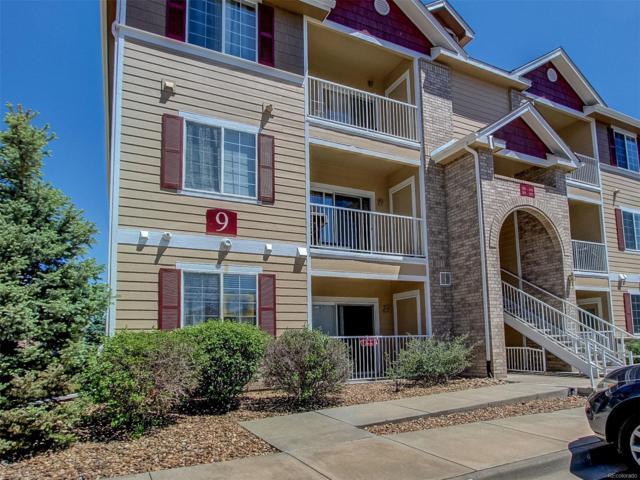 15700 E Jamison Drive #9103, Englewood, CO 80112 (#3272236) :: House Hunters Colorado
