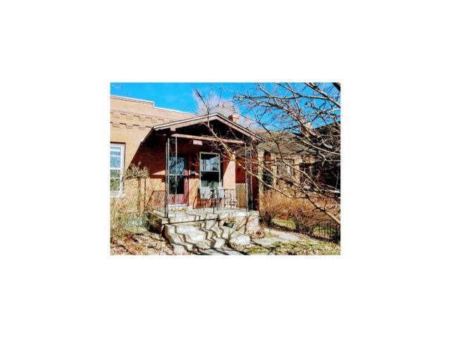 4707 W 32nd Avenue, Denver, CO 80212 (#3272248) :: The Peak Properties Group