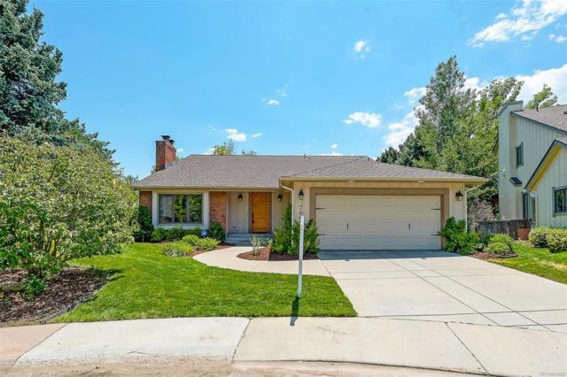 7665 S Trenton Drive, Centennial, CO 80112 (#3272341) :: Bring Home Denver
