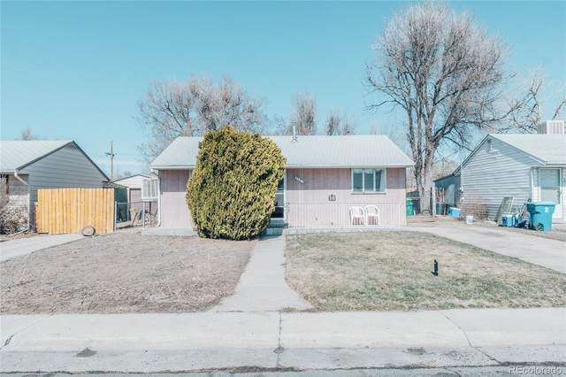5491 E 66th Way, Commerce City, CO 80022 (#3272820) :: My Home Team