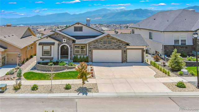 12446 Arrow Creek Court, Colorado Springs, CO 80921 (MLS #3272862) :: Wheelhouse Realty