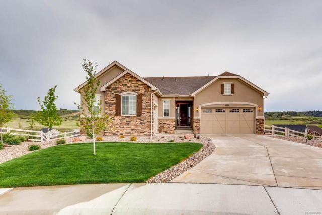 5930 Echo Hollow Street, Castle Rock, CO 80104 (MLS #3273023) :: 8z Real Estate