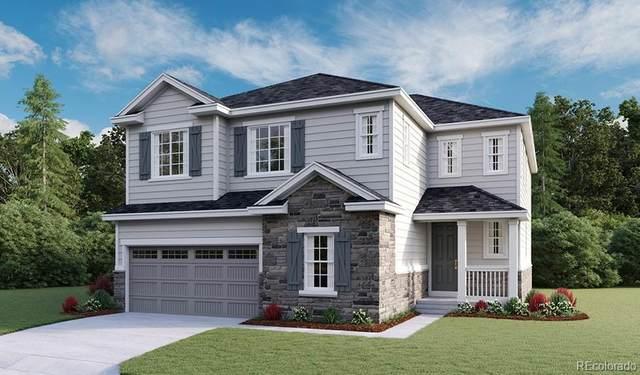 7696 S Patsburg Way, Aurora, CO 80016 (#3273798) :: The Peak Properties Group