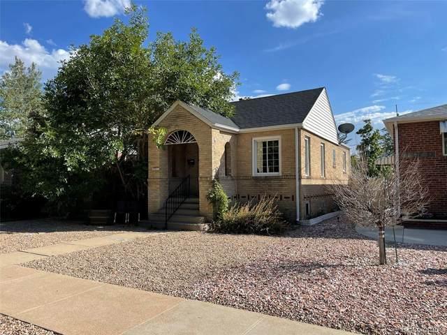 4820 W Moncrieff Place, Denver, CO 80212 (#3273964) :: Sultan Newman Group