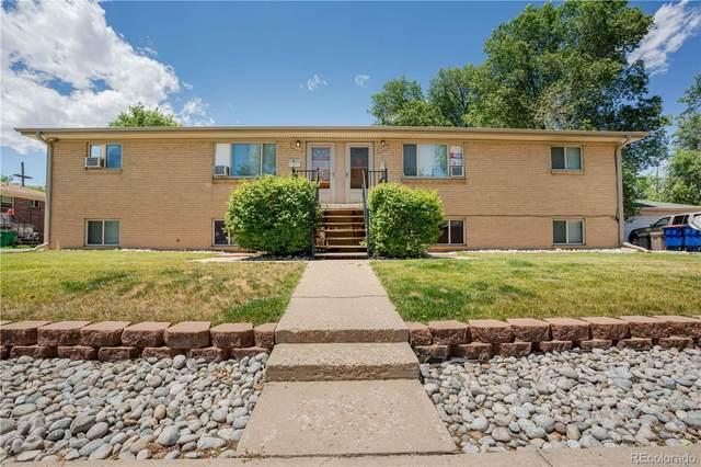 4515 Flower Street, Wheat Ridge, CO 80033 (#3274007) :: Peak Properties Group