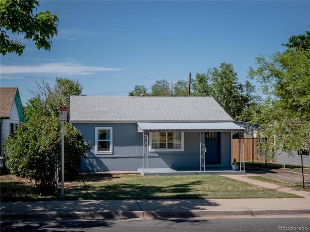 3979 W Kentucky Avenue, Denver, CO 80219 (#3274051) :: HomeSmart Realty Group