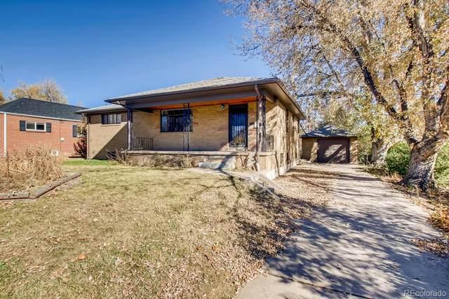 1470 S Patton Court, Denver, CO 80219 (MLS #3274779) :: The Sam Biller Home Team