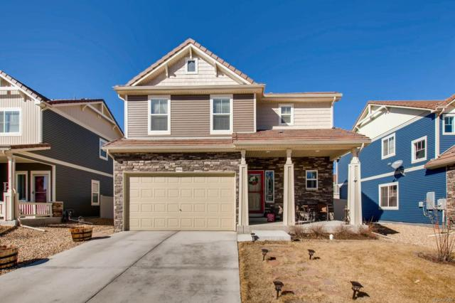 3416 Rosewood Lane, Johnstown, CO 80534 (#3274849) :: The Tamborra Team