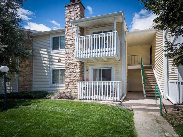 8555 Fairmount Drive A107, Denver, CO 80247 (MLS #3275144) :: 8z Real Estate